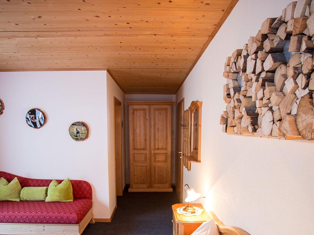 Wohnzimmer Pfelders/Passeiertal