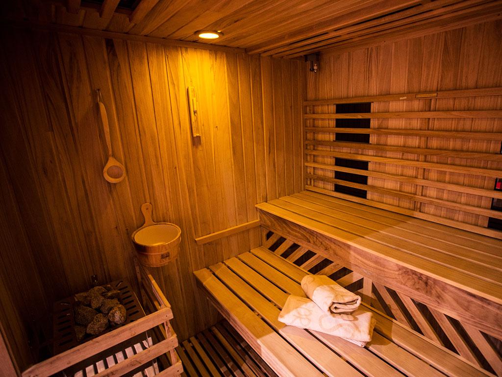 Sauna Pfelders/Passeiertal