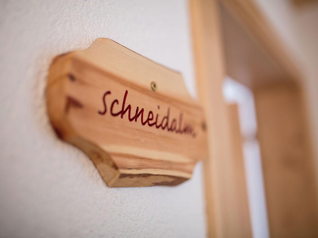 Thomashof Pfelders/Passeiertal