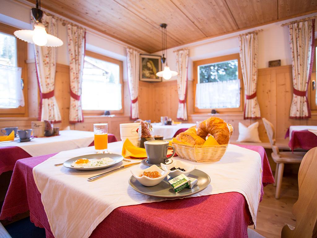 Frühstück Pfelders/Passeiertal
