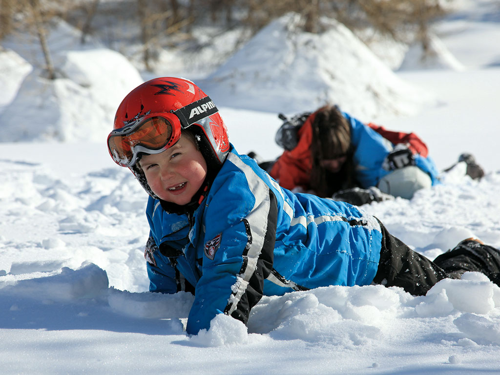Schnee Pfelders/Passeiertal