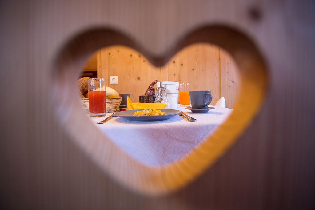 prima colazione Plan/Val Passiria